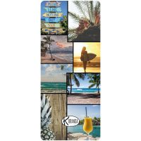 Beach Towel Telo Mare Picture Standard