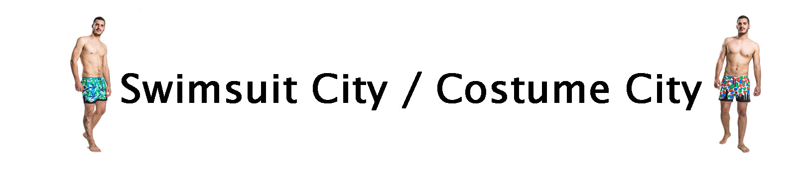 Banner Swimsuit City Costume City