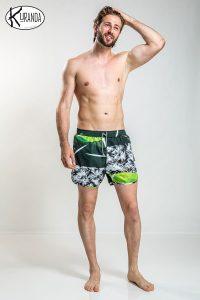 Swimsuit Geometric Costume Geometric