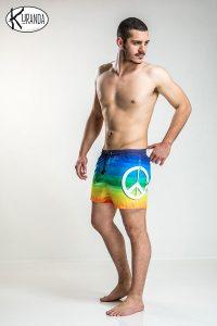 Swimsuit Peace Costume Peace