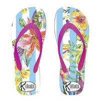 Thong Flip Flop Jungle Stripes - Infradito Flip Flop Jungle Stripes