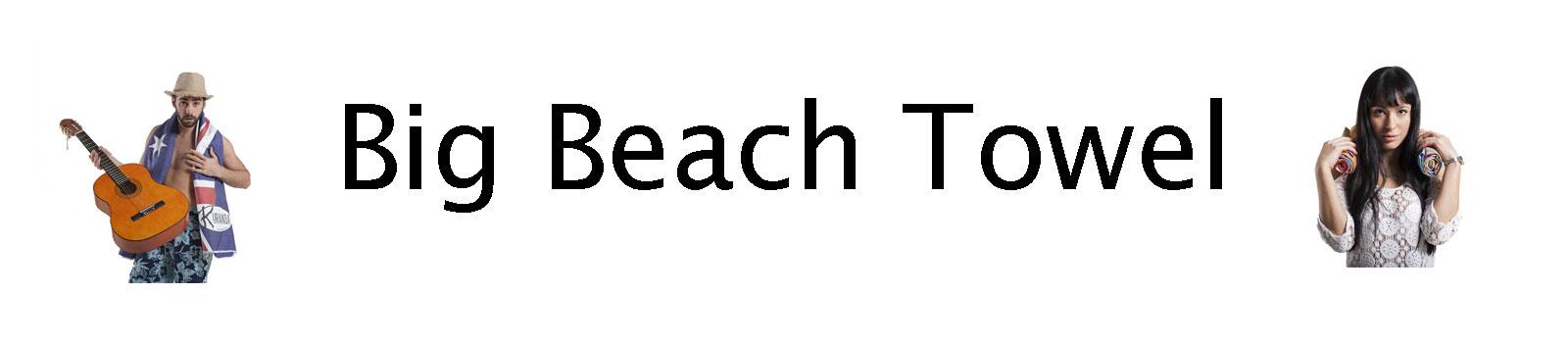 Big Beach Towel