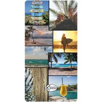Big Beach Towel Telo Mare Big Picture
