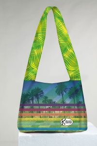 Bag Stripes Palme Borsa Stripes Palme