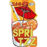 Limited Edition Beach Towel Spritz / Telo Mare Limited Edition Spritz / K-LED-SPRI