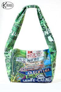 Bag Borsa in Microfibra K-BAG-WHER
