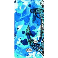 Big Beach Towel Blue Steel / Telo Mare Big Blue Steel / K-BIG-BLUE