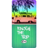 Big Beach Towel Enjoy The Trip / Telo Mare Big Enjoy The Trip / K-BIG-ENJO