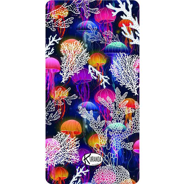 Beach Towel Jelly Fish / Telo Mare Jelly Fish / K-BIG-JELL