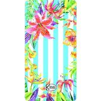Beach Towel Jungle Stripes / Telo Mare Jungle Stripes / K-BIG-JUNG