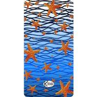 Beach Towel Seastar / Telo Mare Seastar / K-BIG-SEAS