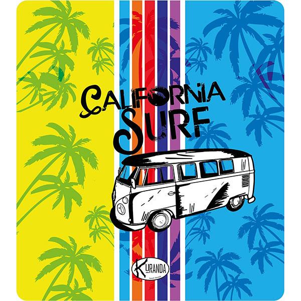 Double Beach Towel California Surf / Telo Mare Double California Surf / K-DOU-CALI