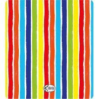 Double Beach Towel Eva Stripes / Telo Mare Double Eva Stripes / K-DOU-EVAS