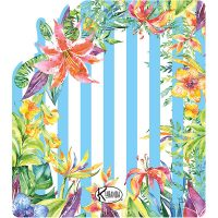 Double Beach Towel Jungle Stripes / Telo Mare Double Jungle Stripes / K-DOU-JUNG