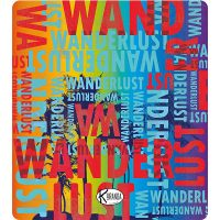 Double Beach Towel Wanderlust / Telo Mare Double Wanderlust / K-DOU-WAND