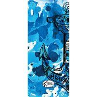 Standard Beach Towel Blue Steel / Telo Mare Standard Blue Steel / K-STA-BLUE