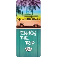 Standard Beach Towel Enjoy The Trip / Telo Mare Standard Enjoy The Trip / K-STA-ENJO