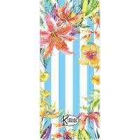Standard Beach Towel Jungle Stripes / Telo Mare Standard Jungle Stripes / K-STA-JUNG