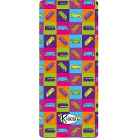 Standard Beach Towel Traffic / Telo Mare Standard Traffic / K-STA-TRAF