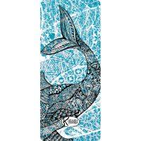 Standard Beach Towel Whale / Telo Mare Standard Whale / K-STA-WHAL