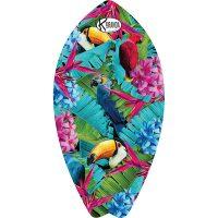 Surf Shaped Beach Towel Bobo / Telo Mare Forma Surf Bobo / K-SUR-BOBO