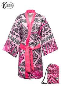 Kimono Donna in Microfibra